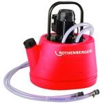 Электрический насос для промывки систем от извести rothenberger rocal 20 61100