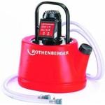 Электрический насос для промывки трубопроводных систем rothenberger romatic 20 61190