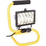 Прожектор галогенный черный tdm ио150п sq0302-0013