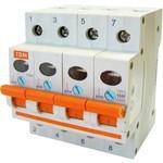 Выключатель нагрузки мини-рубильник tdm вн-32 4p 25a sq0211-0033