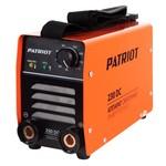 Сварочный аппарат patriot 230dc 605302520