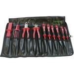 Набор инструментов vde в мягкой сумке haupa 220014