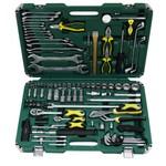 Универсальный набор инструмента для автомобилей 109 шт арсенал 8086350