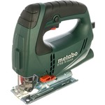 Лобзик metabo steb 70 quick 601040500 с кейсом