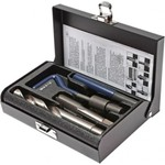 Набор для восстановления резьбы (вставки м14х1.5, l=21 мм, 5 штук) 9 предметов jtc 4789