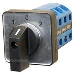 Переключатель галетный СА-10, 25А (I-0-II)