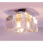 Встраиваемый светильник Arte Lamp Brilliant A8018PL-1CC