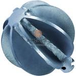"""Rothenberger Восьмигранная шарообразная фреза 32 мм (1 1/4"""")"""
