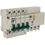 Автоматический выключатель дифференциального тока диф101-4р-040а-030-c dekraft 15024dek 121968