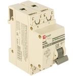 Автоматический выключатель дифференциального тока 1п+n c 32a 30ma тип ac ад-32 ekf proxima da32-32-30-pro 303880
