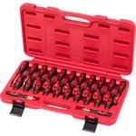 Набор для демонтажа клемм электропроводки 23 предмета мастак 106-20001c