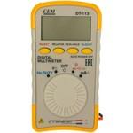 Карманный цифровой мультиметр сем dt-113 480175
