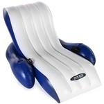 Надувное кресло-шезлонг 180х135 см intex 58868