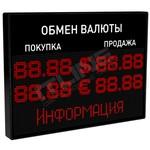 ITLINE ТВ-B33 Табло курсов валют (одностороннее)