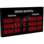 ITLINE ТВ-B43 Табло курсов валют (двустороннее)
