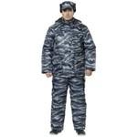 Утепленный костюм авангард-спецодежда охрана город, р.96-100, рост 170-176 157467