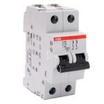 Автоматический выключатель ABB 2-полюсный S202 C10