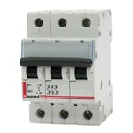 Автоматический выключатель Legrand 3-полюсный 6A -3М(тип C)