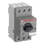 Автомат ABB MS116-10.0  50 кА с регулируемой тепловой защитой 6.3A - 10.0А