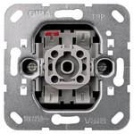 Выключатель/Переключатель 1-клавишный Gira механизм