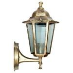 Светильник садово-парковый Классика 6101 E27 170*200*320мм черное золото