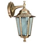 Светильник садово-парковый Классика 6102 E27 170*200*320мм черное золото