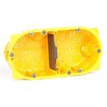 Монтажная коробка Legrand Batibox 2п гл.50мм для сухих перегородок [уп. 30шт]