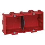 Монтажная коробка Legrand Batibox 2п гл.40мм для кирпичных стен [уп. 5шт]