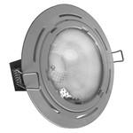 Светильник Downlight 70W RX7s круглый серый d159 без ЭПРА