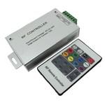Контроллер с радиопультом 144W 12V для светодиодных лент RGB