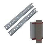Комплект крепления шкафов CE/RAM box к столбу (ширина шкафа - 500 мм)