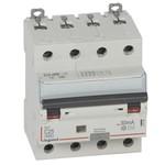 Дифавтомат Legrand DX3 АВДТ 4П C25А 30MA тип AC 4 модуля