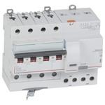 Дифавтомат Legrand DX3 АВДТ 4П C40А 300MA тип AC 7 модуля