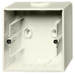 Коробка для накладного монтажа 1 пост ABB Basic 55 слоновая кость (1701-92)