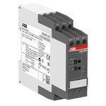 Однофазное реле контроля тока CM-SRS.12 (диапазоны измерения 0.3-1.5А, 1-5A, 3-15A) 220-240В AC, 1ПК