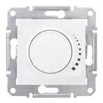 Светорегулятор Sedna поворотный 60-325Вт белый