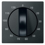 Накладка для механизма таймера 120 мин. System M Merten антрацит