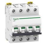 Автоматический выключатель Schneider Electric Acti 9 iC60N 4П 16A 6кА C