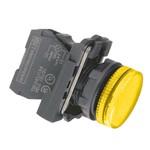 Сигнальная лампа Schneider Electric XB5AVM5 22мм 230-240В желтая