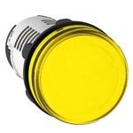 Сигнальная лампа Schneider Electric XB7EV05MP 22мм 230В желтая