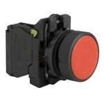 Кнопка Schneider Electric XB5AA42 c возвратом 22мм красная