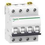 Автоматический выключатель Schneider Electric Acti 9 iK60 4П 25A 6кА C
