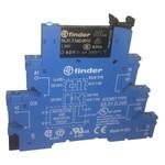 Электромеханическое реле Finder (EMR) с винтовыми клеммами 1 контакт, 6A AC (50/60Гц)/DC - 230...240