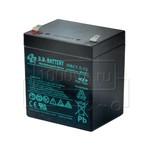 BB Battery  HRС5,5-12 (12 В, 5,5 Ач / 12 V, 5,5 Ah)