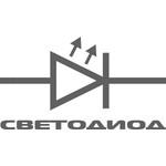 светодиодная лампа шар A60 Белый теплый  5W Supra SL-LED-FL-A60-5W/3000/E27