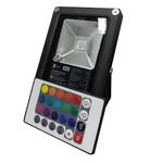 XF-FLS-RGB-В-10W Светодиодный прожектор