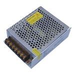 Блок питания FL-PS SLV 75W 12V IP20 для светодидной ленты 129х98х40мм 300г