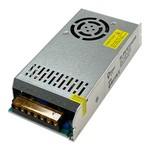 Блок питания FL-PS SLV 350W 24V IP20 для светодидной ленты 200х99х50мм 670г