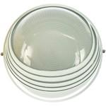 Влагозащищенный светильник navigator 94 819 nbl-r3-100-e27/wh нпб 1107 белый круг с ресничками 100вт ip54 4607136948198 51029