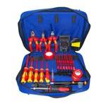 Набор инструментов электрика для высоковольтных работ до 1000В Pro'sKit PK-2803 BM (аналог)